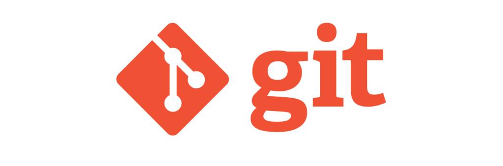 git command logo